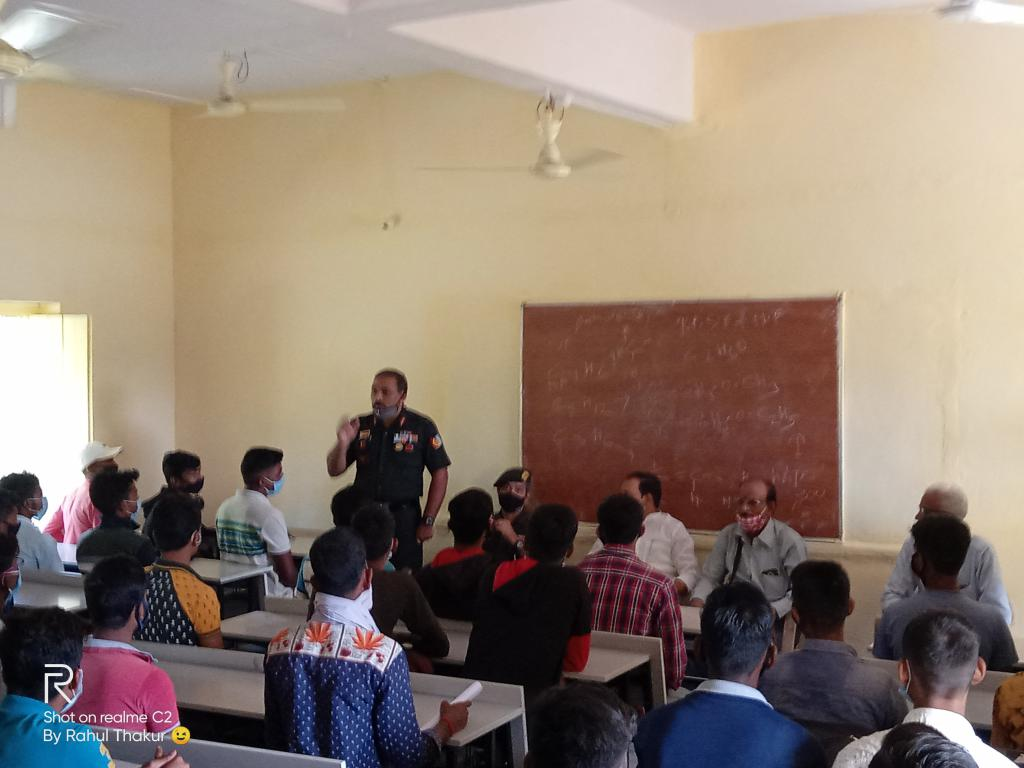 NCC Counselling Class